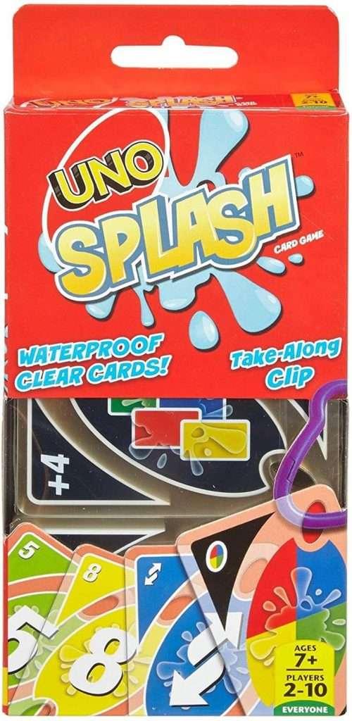Juego uno splash